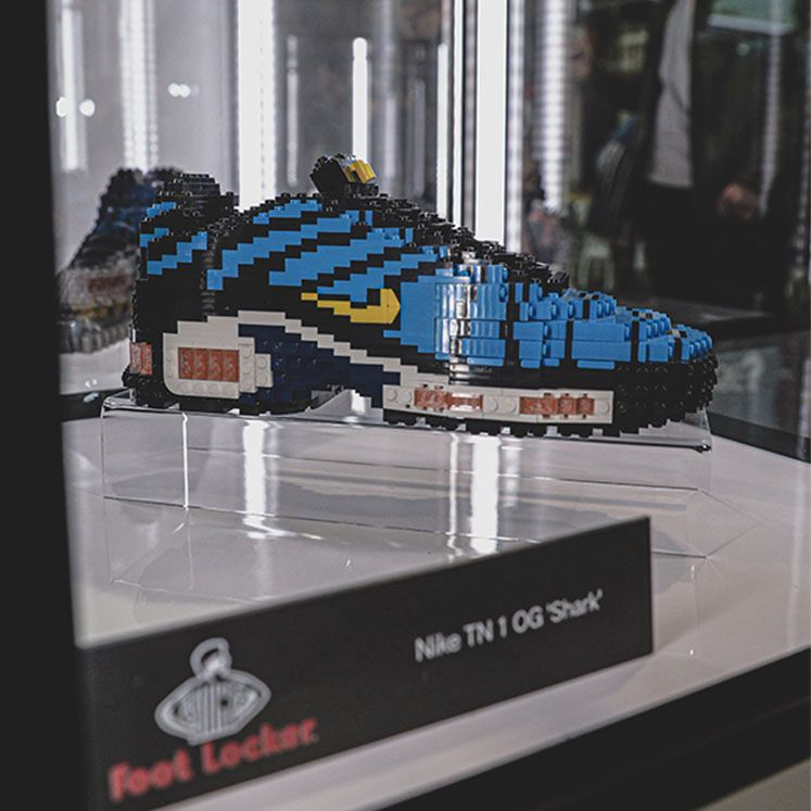 Foot Locker joins forces with Sneakerness in London